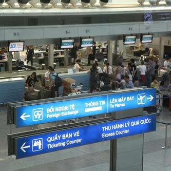空港で必要用語編 (Customer Guide)