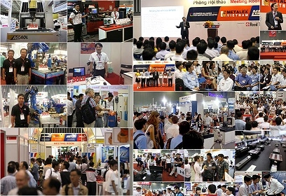 Metalex 2015 Exhibition - Isho Vietnam
