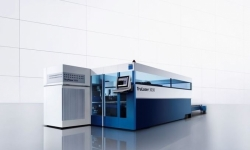 Putting into operation TRUMPF laser machine 2 English